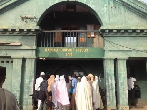 4 Inmates Killed In Kaduna Prison, Probe Begins