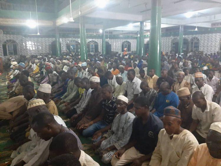 Adamawa- Pandemonium As Muslim Worshippers Defy Govt