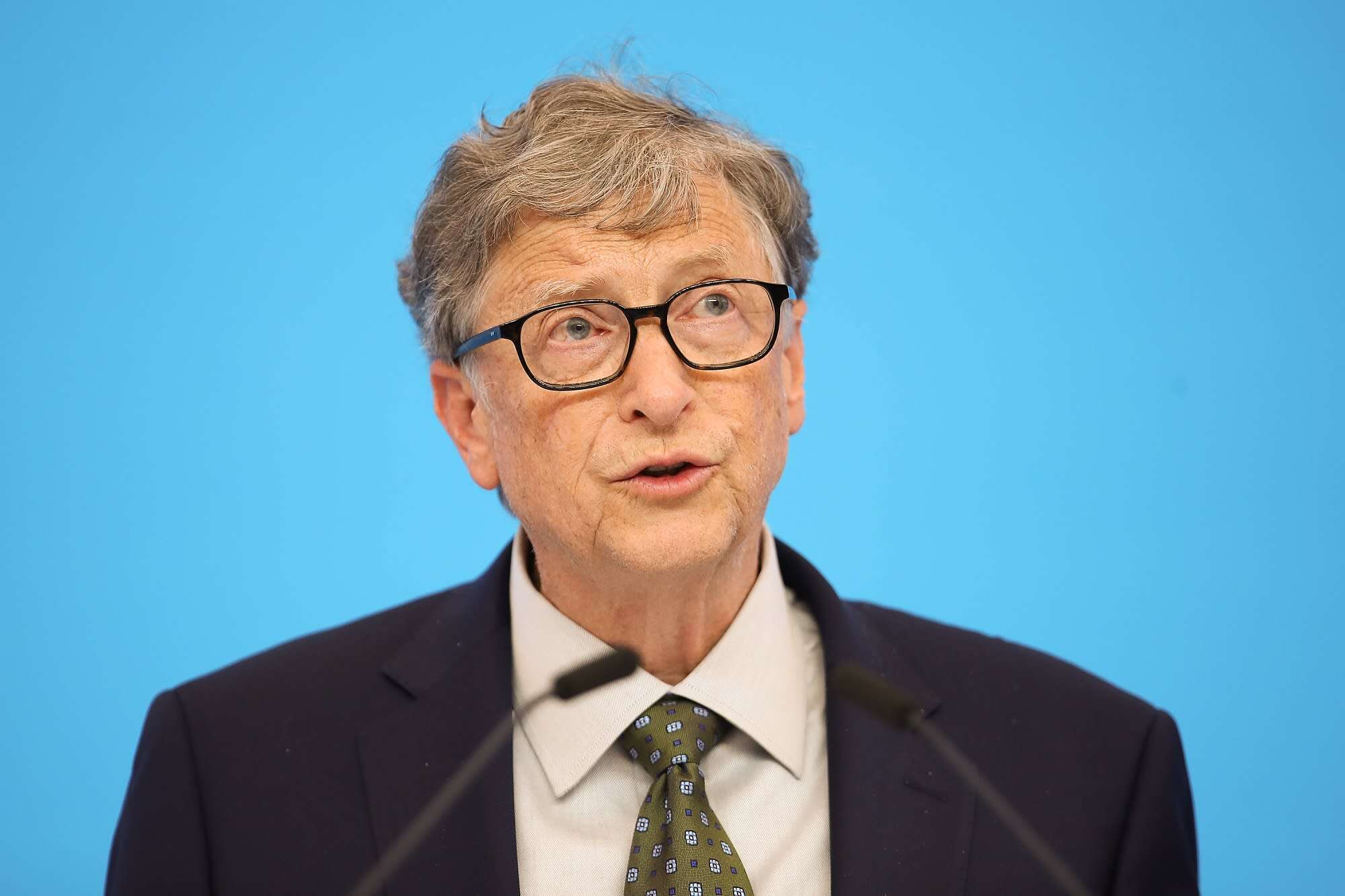 Bill Gates - Coronavirus Vaccine Will Work Well In Africa