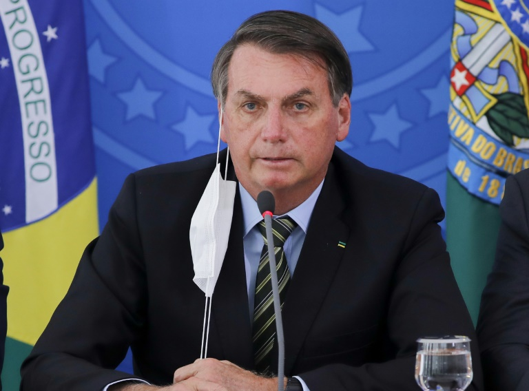 Bolsonaro's Disapproval Rating Rises Amid Virus Havoc