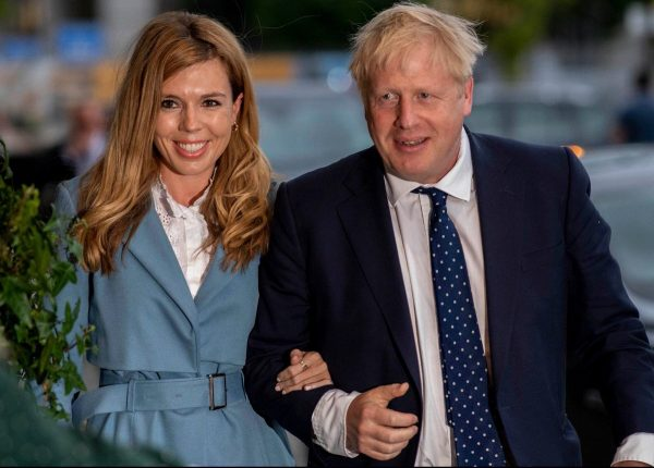 Boris Johnson's pregnant fiancee Symonds gets coronavirus