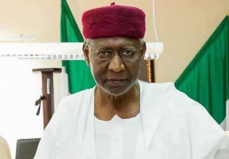 Breaking - Abba Kyari, Buhari's Chief Of Staff Is Dead