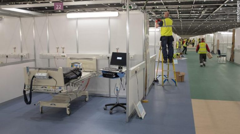 Breaking - UK Coronavirus Death Toll Close To 5,000