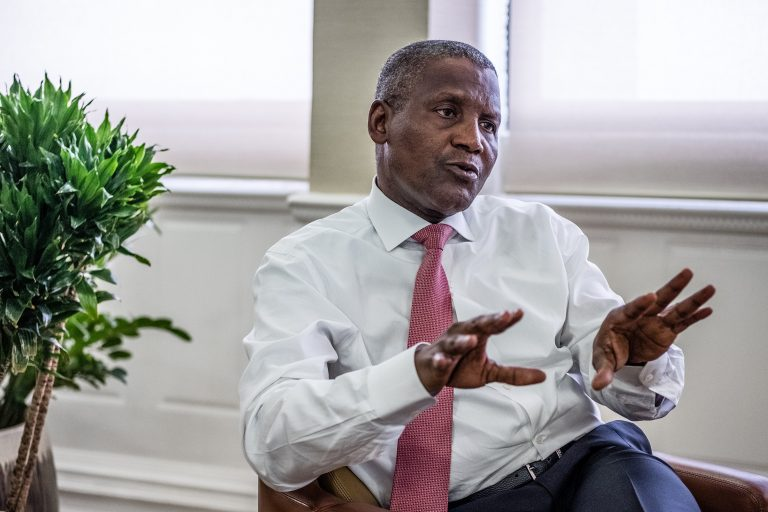 Buhari, Others Hail Dangote As He Marks Another Year