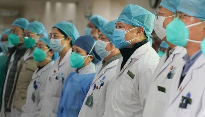 COVID-19 - What If Chinese Doctors Assist Nigeria
