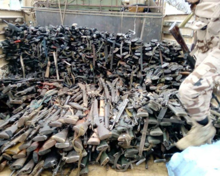 Chadian Troops Destroy Boko Haram Bases In Niger