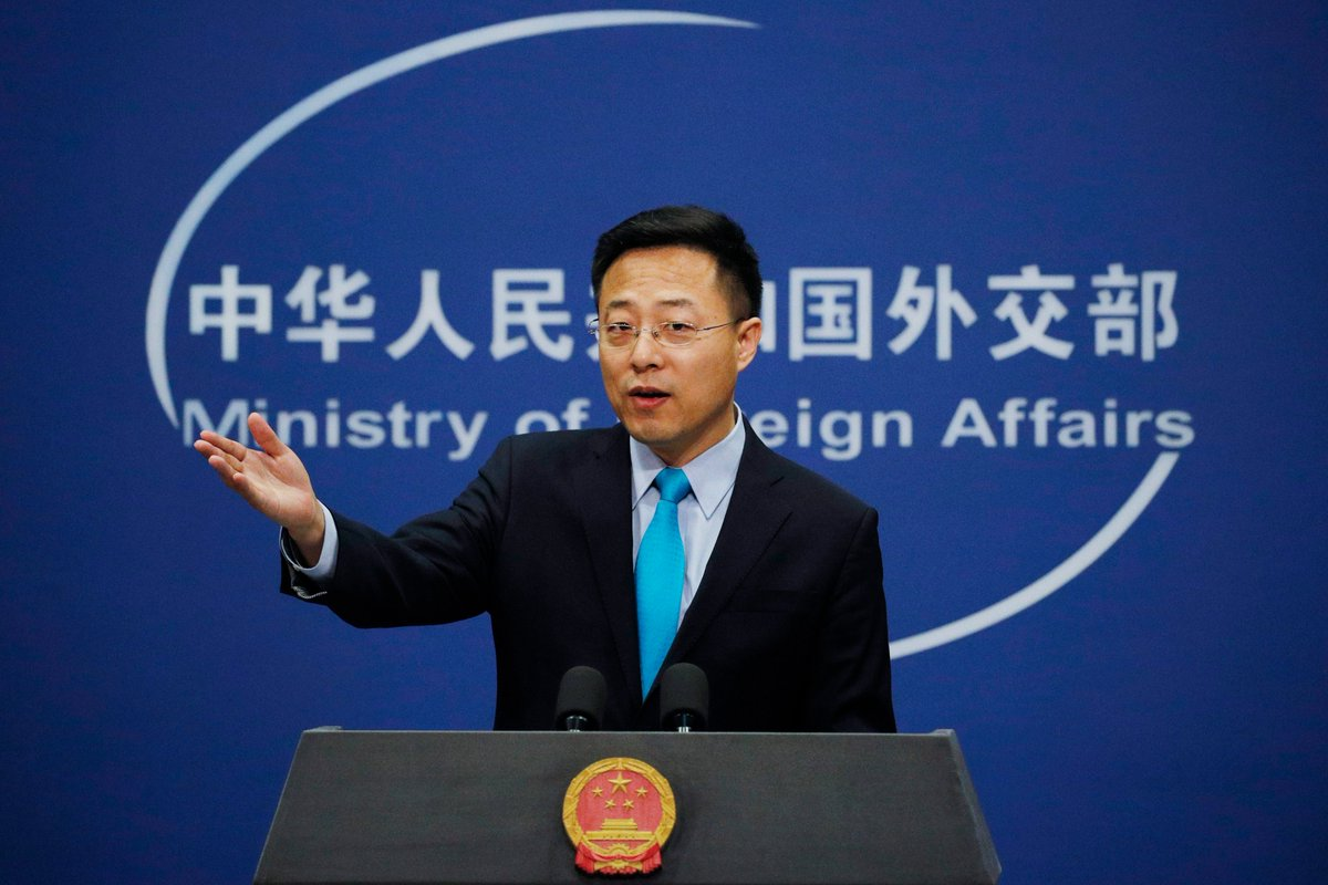 China Reacts To Trump, US Accusation Of Creating COVID-19