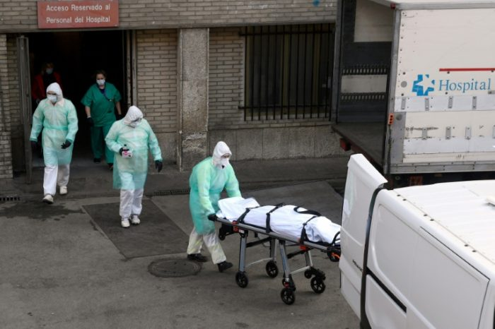 Coronavirus Claims 700 Lives In Italy In One Day