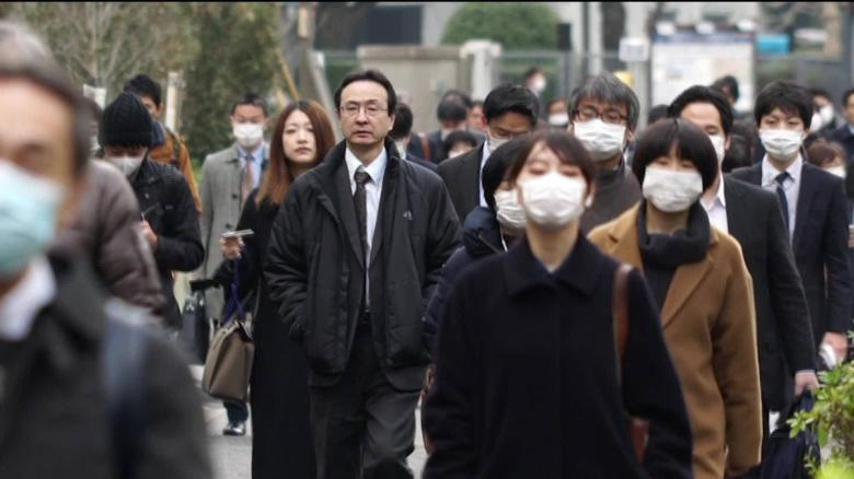Coronavirus - Tokyo Records High Rise In New Cases