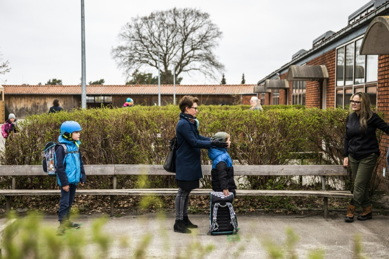 Danish Schools Begin Reopening After Month-Long Closure