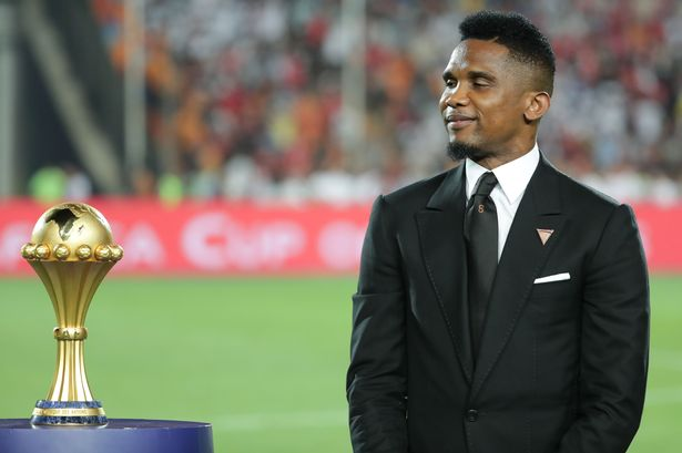 Eto'o Eto'o Slams Doctors Who Want Vaccine Tested On Africans
