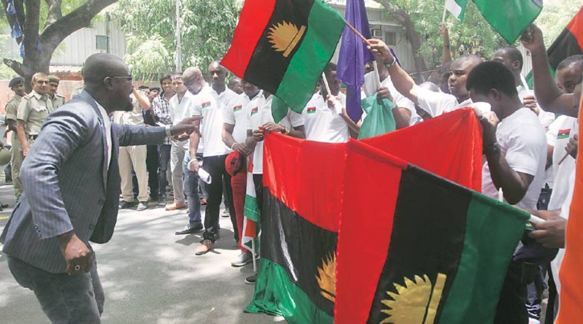 FG Wants Everybody To Test Positive – Biafra Group