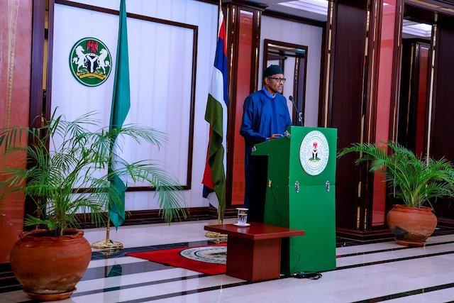 Hunger Virus - Lockdown Is Not Sustainable, Mr. President!