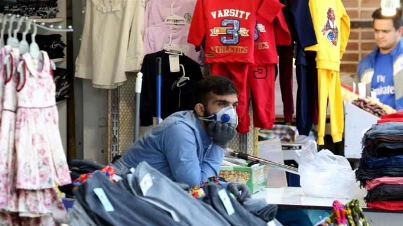 Iran Partially Reopens Capital As Virus Death Toll Falls