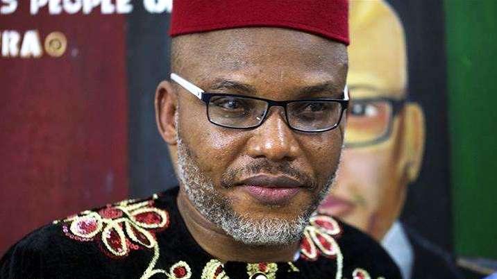 Kanu Reacts As Lagos Govt Denies Knowing Kyari's Location