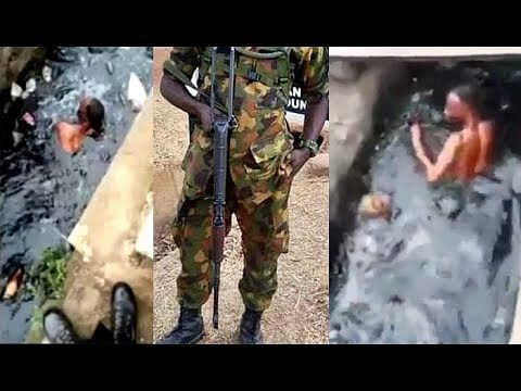 Lockdown - Nigerian Army Dismisses Viral Torture Videos