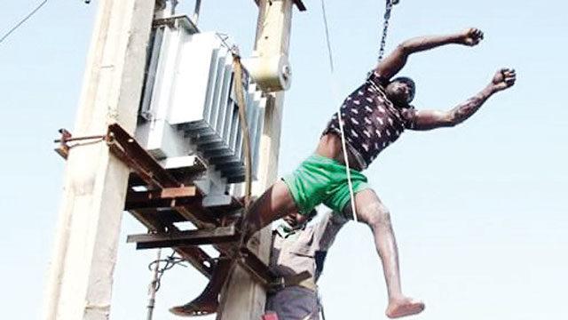 Man Electrocuted In Abakaliki In Freak Accident