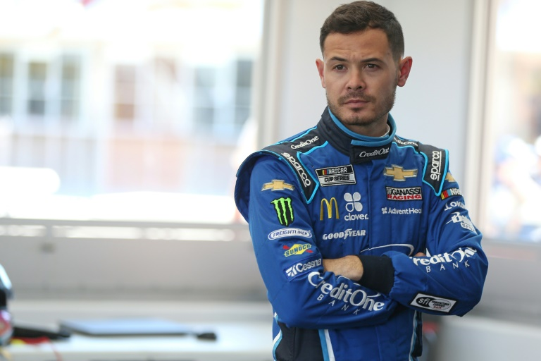 NASCAR Driver Larson Suspended After Racial Abuse