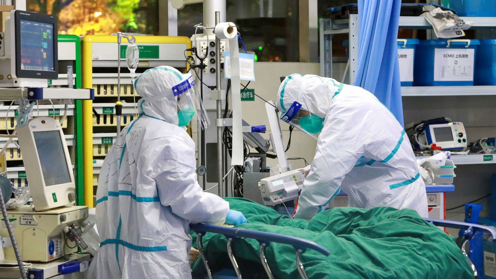 Nigerian Coronavirus Patient Bites Nurse In China