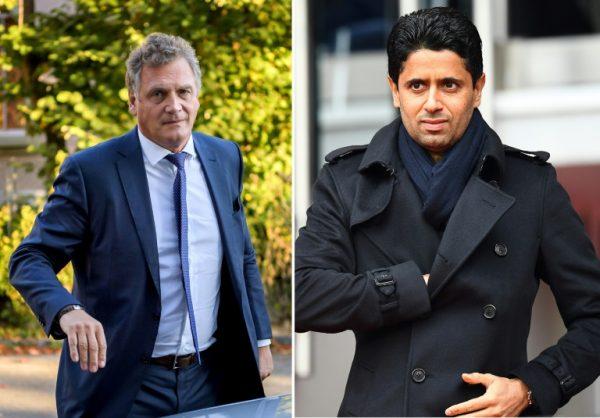 PSG Boss Khelaifi, Ex-FIFA Scribe Valcke Face Trial