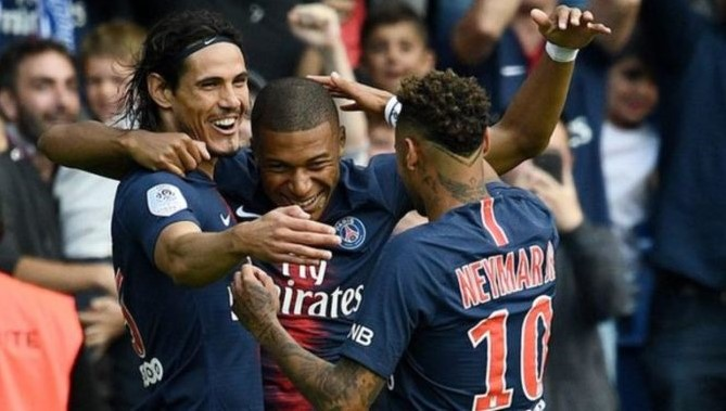 PSG declared champions of France's Ligue 1