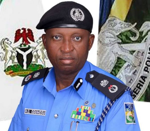 Police CP To Lagosians - 'Sleep Well We're In Charge'