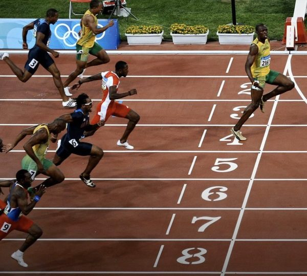 Social Distancing - Usain Bolt Goes Viral With Photo