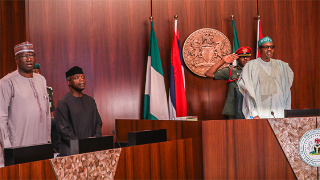 The Fraudulent Government Of Nigeria
