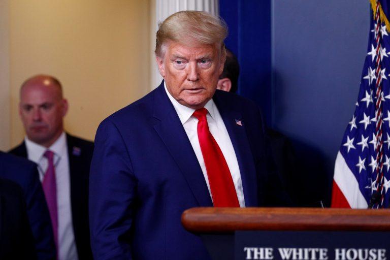 Trump Shuns Medical Advice - 'I Won't Wear Face Masks'