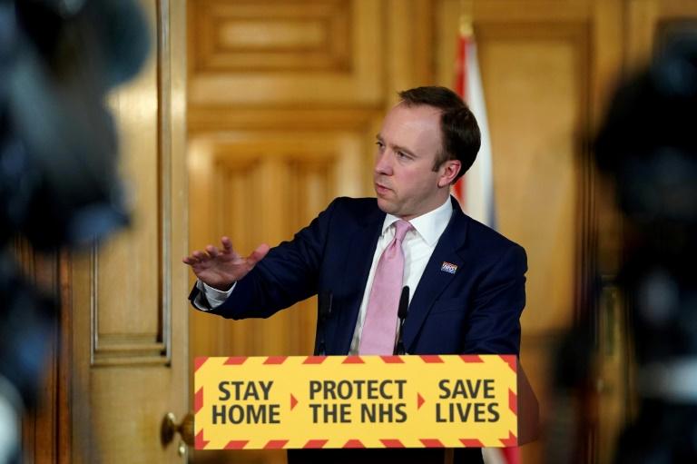 UK Warns Of Tougher Social Distancing Measures