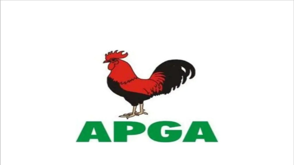 APGA Chairman Defects To APC In Abia