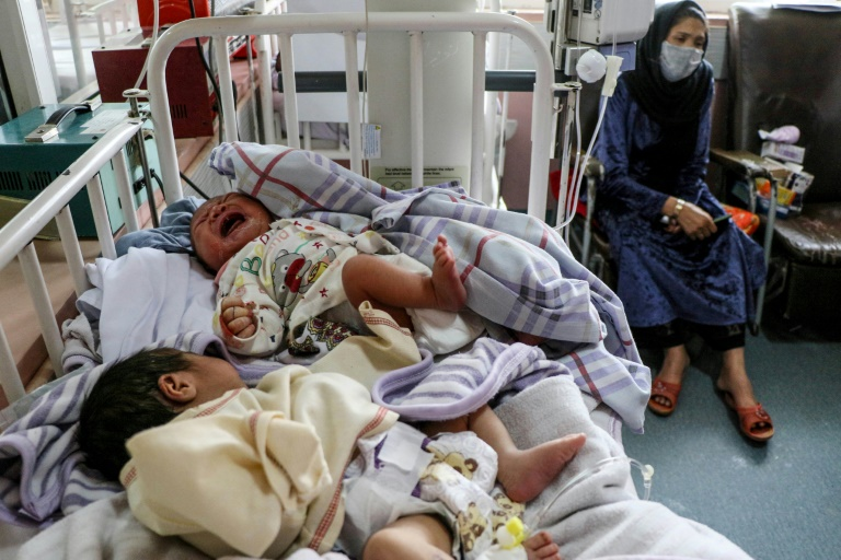 Afghan hospital attackers 'came to kill mothers' - MSF