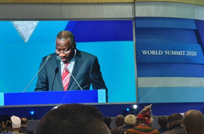 African Nations Must Look Inward For Homegrown Solutions – Jonathan