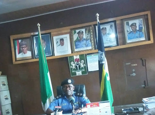 Akinmoyede - The New Face Of Imo Security