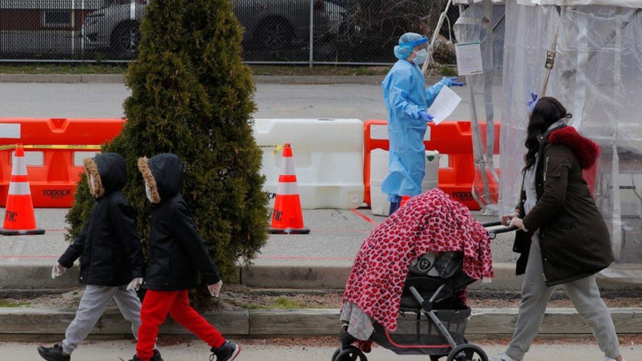 American Children Show Symptoms, Test Positive For Virus