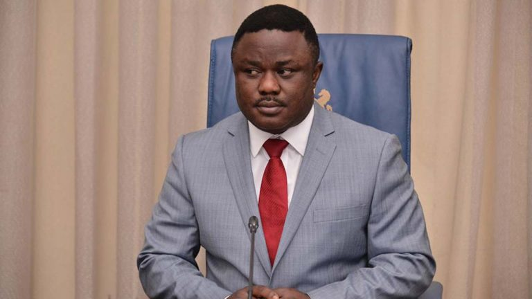 Ben Ayade Weeps As He Abolishes Tax For Poor People