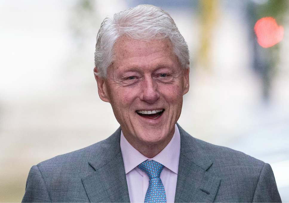 Bill Clinton Co-Writes Another Crime Novel