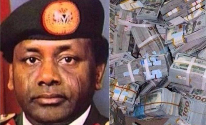 Abacha Breaking - FG Gets $311.7m Abacha's Loot From US