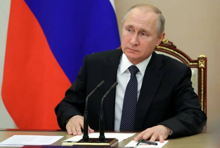 Coronavirus - Russia Approves New Electoral System
