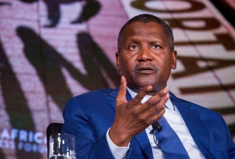 Dangote Writes Ohanaeze Over Influx Of Almajiris To Nigeria's South