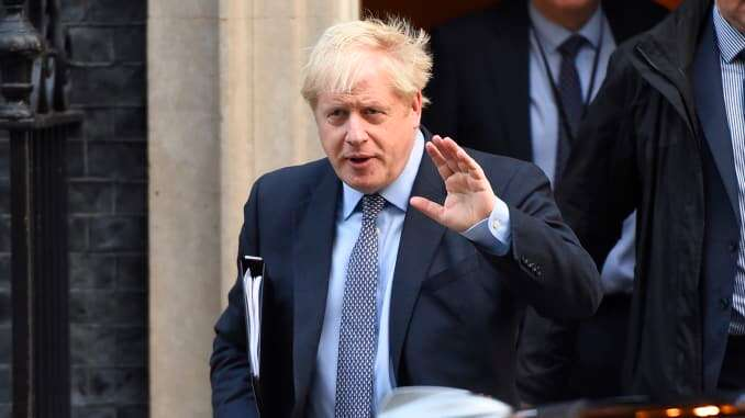 Doctors Prepared To Announce My Death' – Boris Johnson