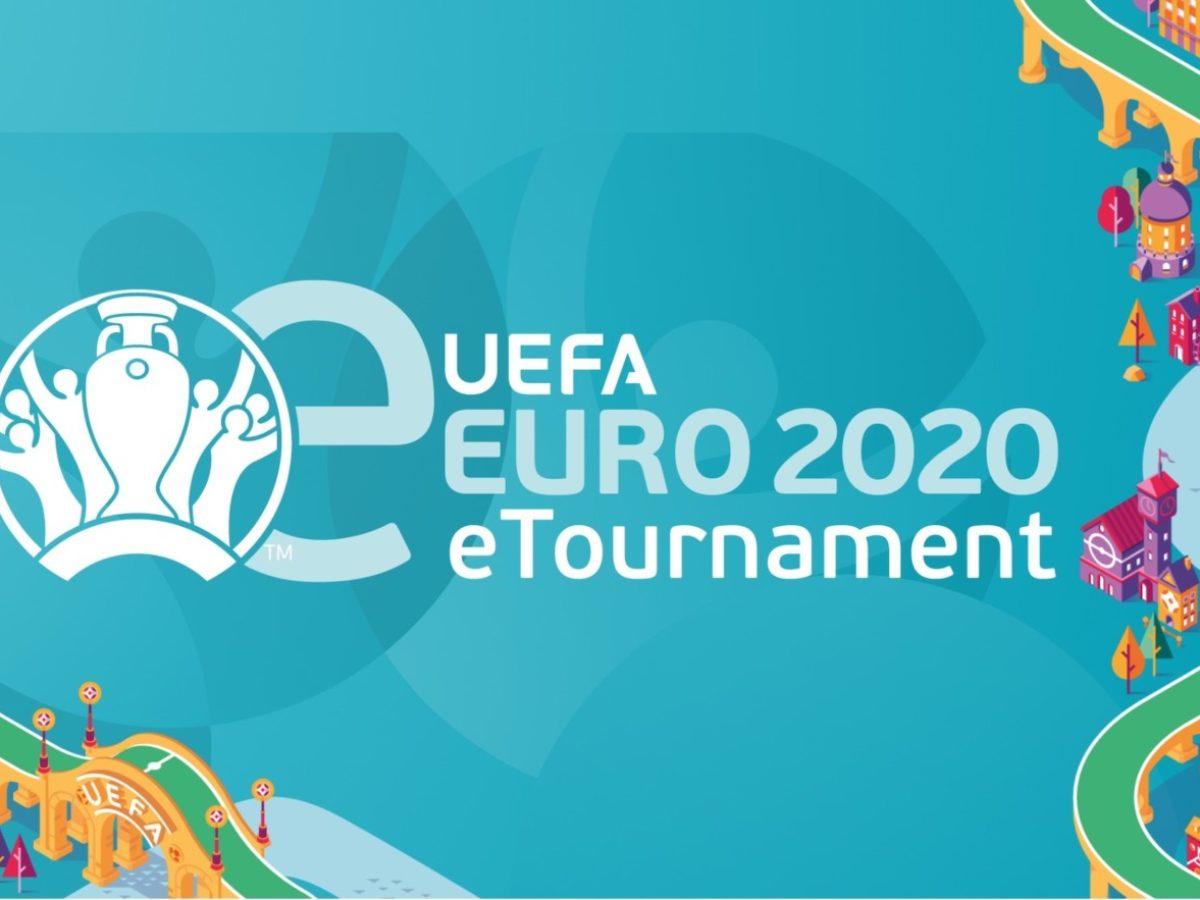 E-Tournament - Euro 2020 kicks off without footballers
