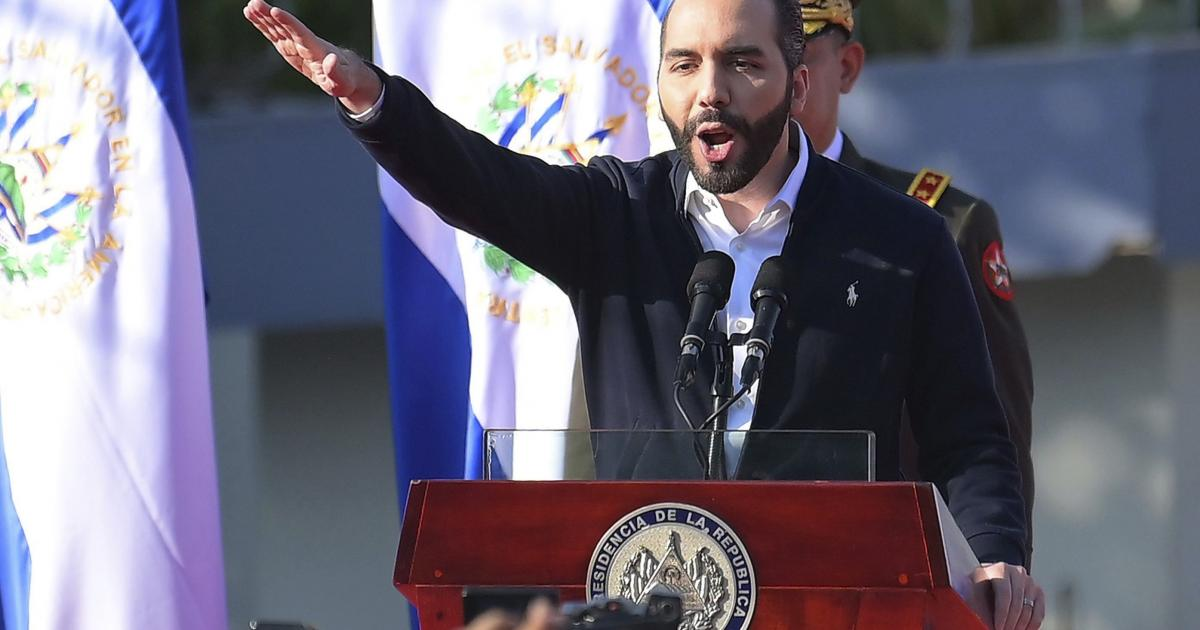 Salvador EL Savador President Calls For Prayers Against COVID-19