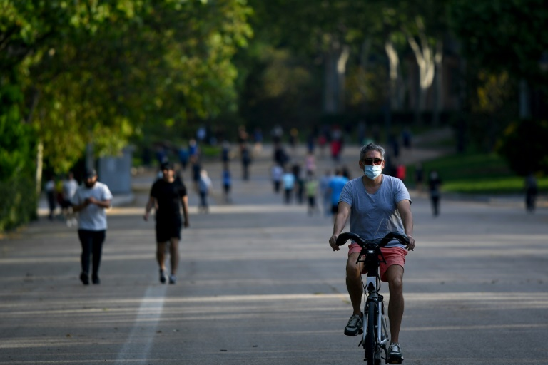 Europe lifts virus shutters as Japan ends emergency