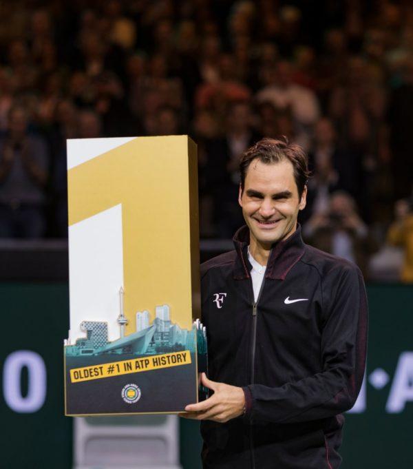 Federer Leads Ronaldo, Messi, Neymar On World Athletes Rich List