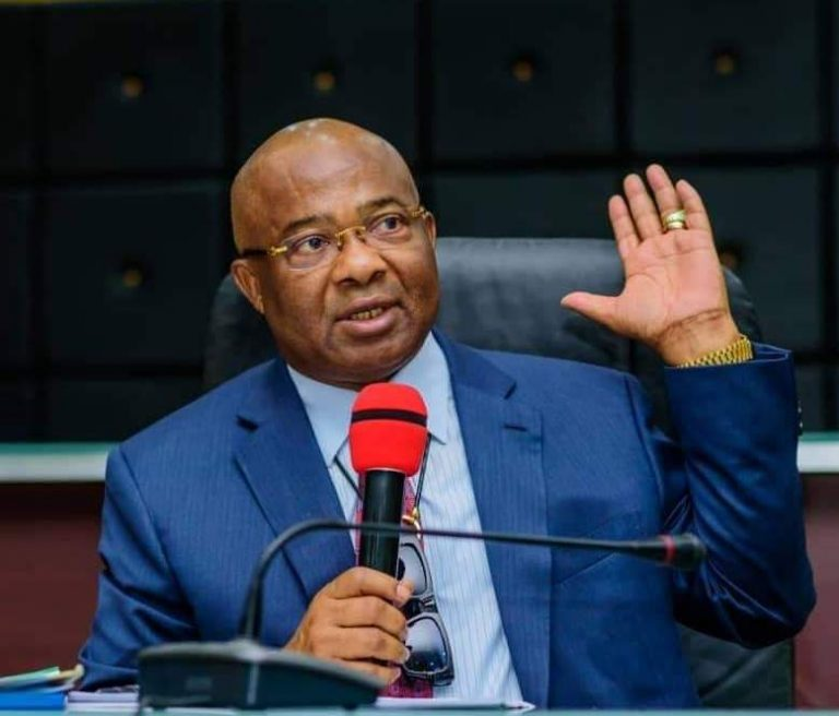 Governor Uzodinma: The Chief Executive Thief Of Imo State