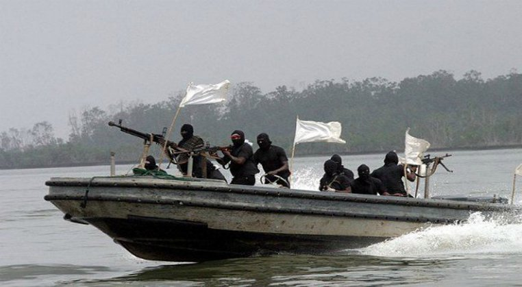 How Nigerian Navy Rescued Crew Of Seized Chinese Vessel