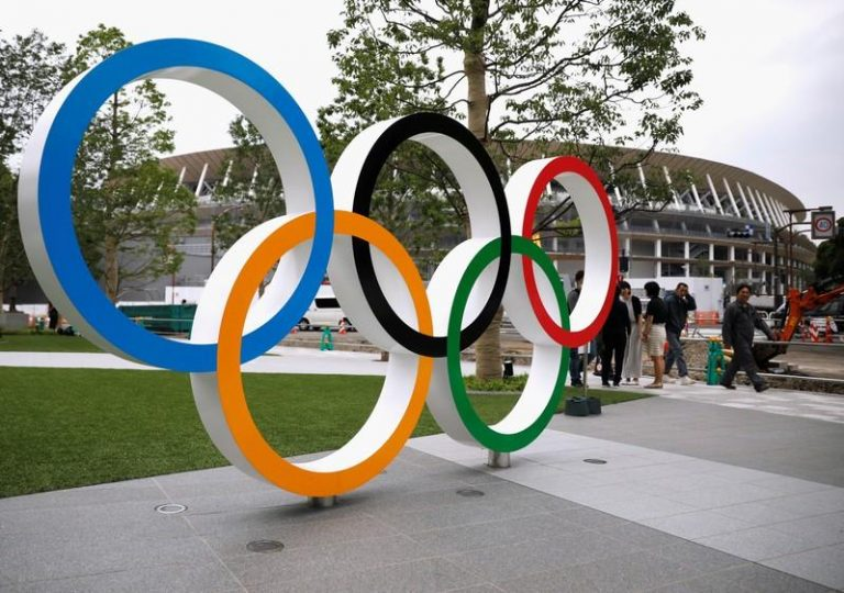 Olympic 'Insensitive' Japan Olympic Coronavirus Logo Pulled After Feud