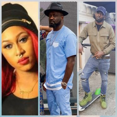 Jude Okoye Goes Out 'Guns Blazing' Against May D, Cynthia Morgan