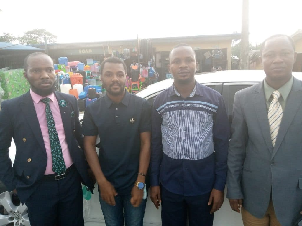 Kufre Carter -DSS Finally Frees Journalist Arrested By Akwa Ibom Govt